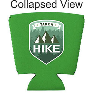 Take A Hike Solo Cup Coolie