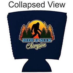 Bigfoot Hide & Seek Champion Party Cup Coolie