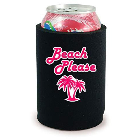 Beach Please Full Bottom Can Coolie
