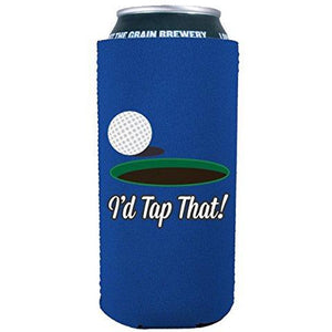 I'd Tap That 16 oz. Can Coolie
