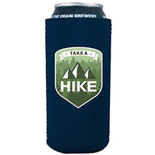 Load image into Gallery viewer, Take a Hike 16 oz. Neoprene Can Coolie