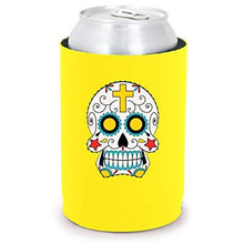 Load image into Gallery viewer, Sugar Skull Full Bottom Can Coolie