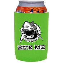 Load image into Gallery viewer, Bite Me Shark Full Bottom Can Coolie