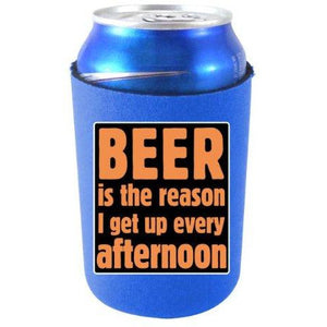 Beer is the Reason Can Coolie