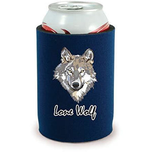 Lone Wolf Full Bottom Can Coolie