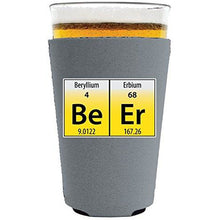 Load image into Gallery viewer, Beer Elements Pint Glass Coolie