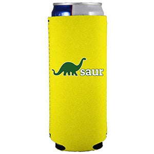 Dino-Saur Slim 12 oz Can Coolie