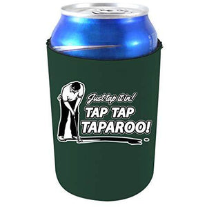 can koozie with just tap it in design