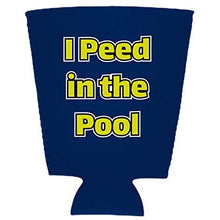 Load image into Gallery viewer, I Peed in the Pool Pint Glass Coolie