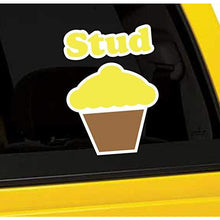 Load image into Gallery viewer, Stud Muffin Vinyl Sticker