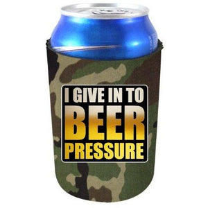 Beer Pressure Can Coolie