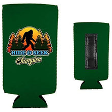 Load image into Gallery viewer, Bigfoot Hide & Seek Champion Magnetic Slim Can Coolie