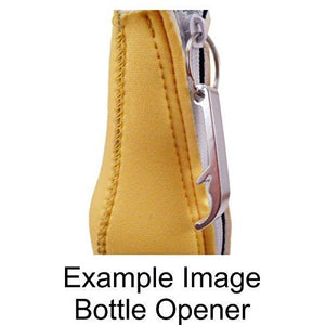 Fck It Funny Zipper Bottle Coolie
