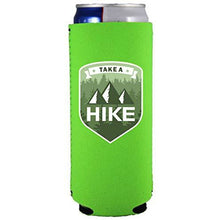 Load image into Gallery viewer, Take A Hike Slim 12 oz Can Coolie