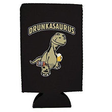Load image into Gallery viewer, Drunkasaurus 16 oz. Can Coolie