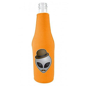 Alien in Disguise Beer Bottle Coolie
