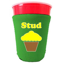 Load image into Gallery viewer, Stud Muffin Funny Party Cup Coolie