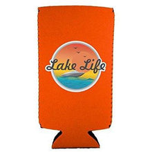Load image into Gallery viewer, Lake Life Slim Can Coolie