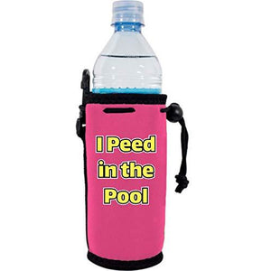 I Peed in the Pool Water Bottle Coolie