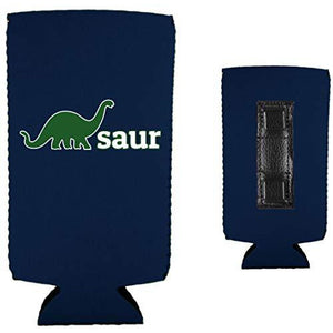 Dino-Saur Magnetic Slim Can Coolie