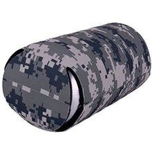 Load image into Gallery viewer, Digital Camo Pattern 16 oz Can Coolie