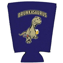 Load image into Gallery viewer, Drunkasaurus Pint Glass Coolie