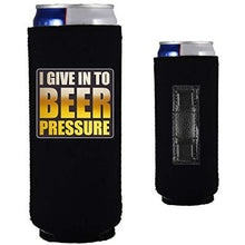 Load image into Gallery viewer, Beer Pressure Slim Magnetic Can Coolie