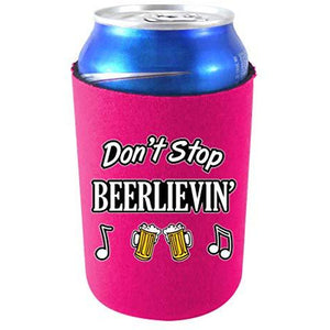 Don't Stop Beerlievin' Can Coolie
