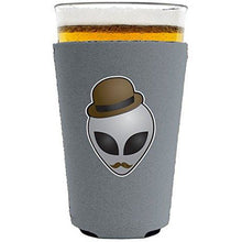 Load image into Gallery viewer, Alien in Disguise Pint Glass Coolie