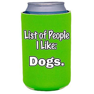 List of People I Like Dogs Can Coolie