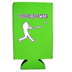 Touchdown Baseball 16 oz. Can Coolie