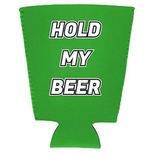 Hold My Beer Pint Glass Coolie