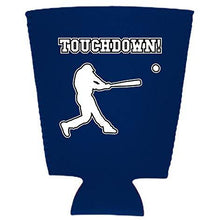 Load image into Gallery viewer, Touchdown Baseball Pint Glass Coolie