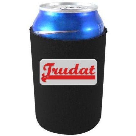 can koozie with trudat design