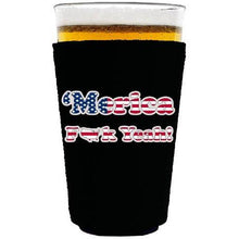 Load image into Gallery viewer, Merica F Yeah Pint Glass Coolie