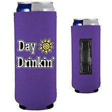 Load image into Gallery viewer, Day Drinkin Magnetic Slim Can Coolie