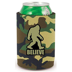 Bigfoot Believe Full Bottom Can Coolie