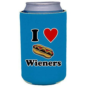 I Love Wieners Can Coolie