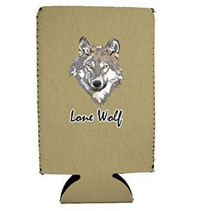 Lone Wolf Slim Magnetic Can Coolie