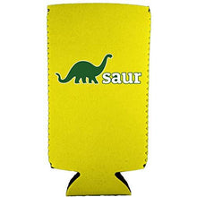 Load image into Gallery viewer, Dino-Saur Slim 12 oz Can Coolie