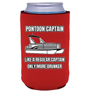Pontoon Captain Can Coolie