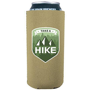 Take a Hike 16 oz. Neoprene Can Coolie