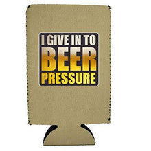 Load image into Gallery viewer, Beer Pressure 16 oz Can Coolie