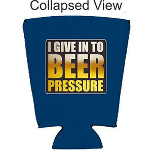 Beer Pressure Pint Glass Coolie