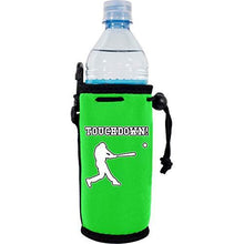 Load image into Gallery viewer, Touchdown Baseball Water Bottle Coolie