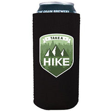 Load image into Gallery viewer, 16 oz koozie with take a hike design