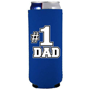 #1 Dad Slim Can Coolie