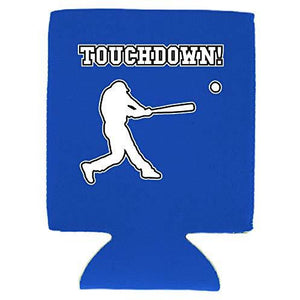 Touchdown Baseball Magnetic Can Coolie
