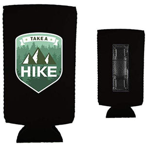 Take A Hike Magnetic Slim Can Coolie