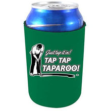 Load image into Gallery viewer, Just Tap It In! Tap Tap Taparoo! Golf Can Coolie